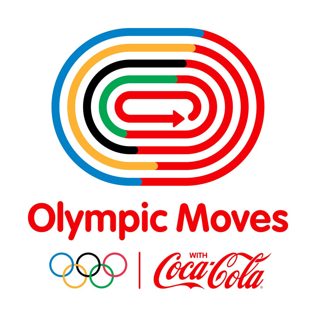 CocaCola Olympic Moves